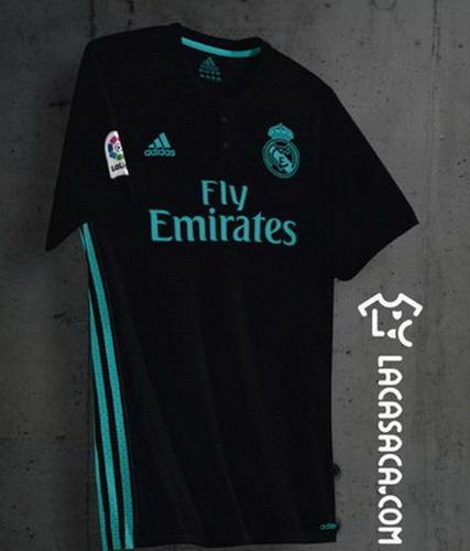 Camiseta Real Madrid 2017 2018 baratas Segunda Prediccion (1) 3e38b486e4400