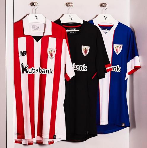 6cd3a714da253 Camisetas de futbol Athletic de. Camisetas de futbol. Le blog de  crofutbol2018 ...