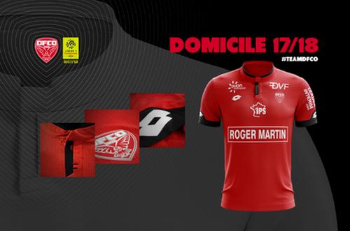 Camisetas de futbol baratas Dijon 2017 2018 (4). El camisetas del Dijon baratas  2017-2018 ... f4ec782d61584